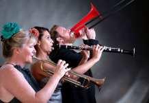 Celebration Time with Platform Jazz