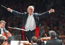 Justus Frantz pianist conductor