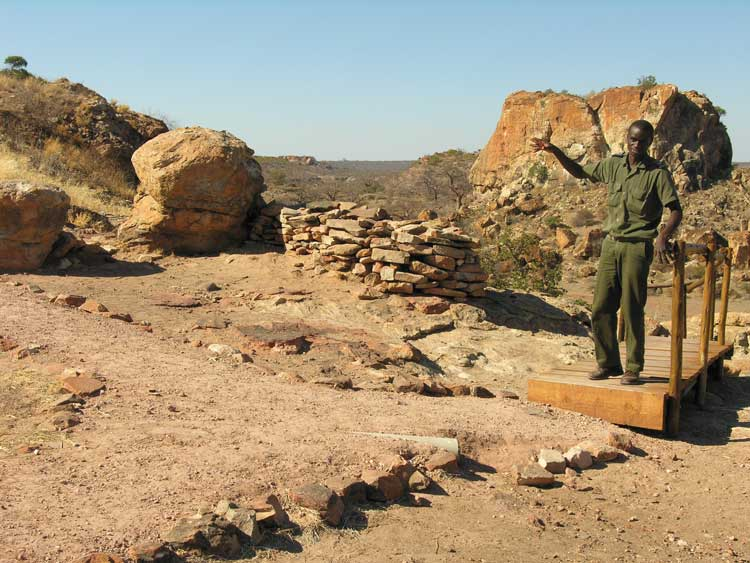 #25years 25 years democracy South Africa heritage Mapungubwe Cultural Landscape