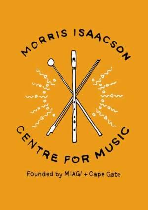 Morris Isaacson Centre for Music new logo brand