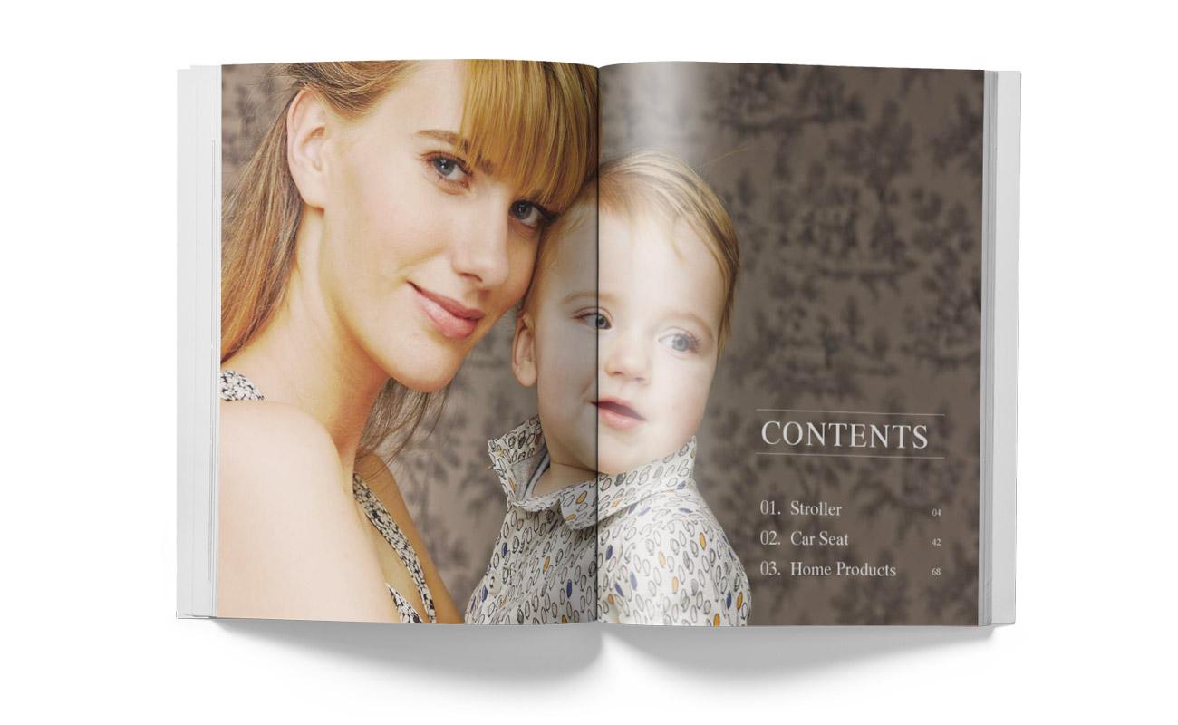 Goodbaby catalogus inhoud