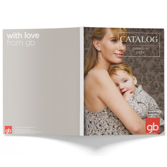 Goodbaby catalogus cover