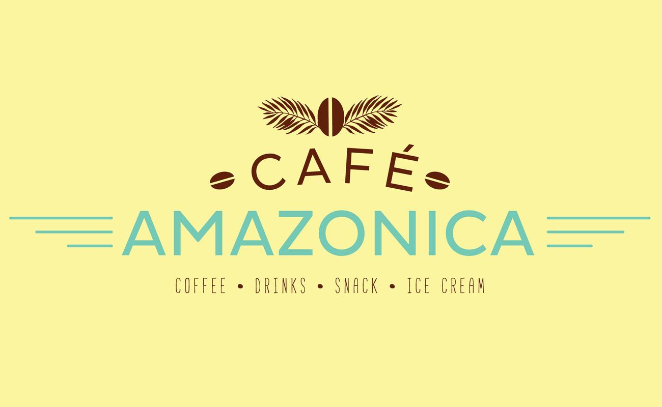Diergaarde Blijdorp café amazonica logo