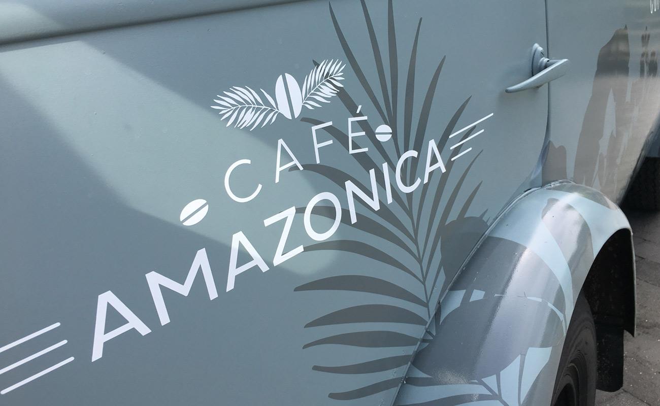 Diergaarde Blijdorp café amazonica zijkant