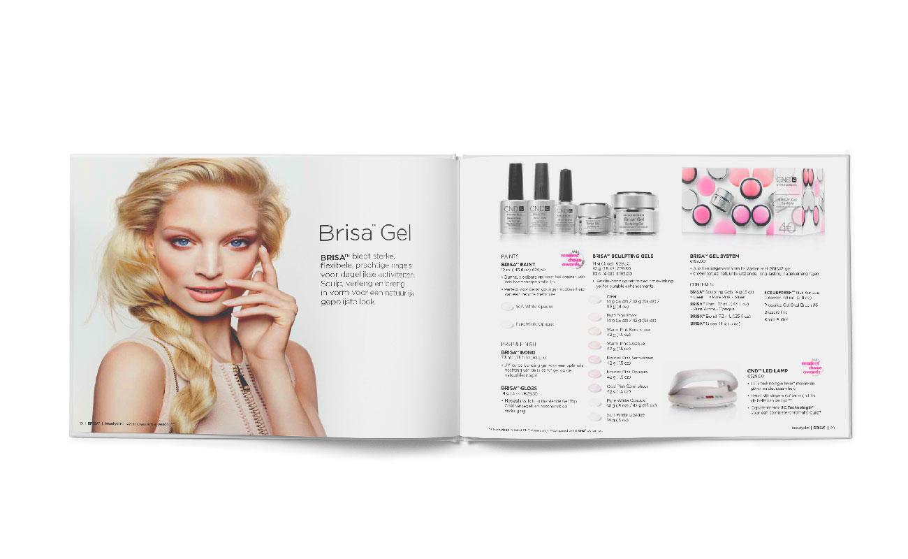 CND Beauty XL catalogus