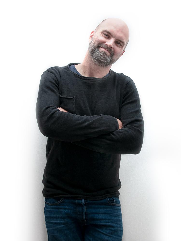 Geert Rutten - Creative Director @ Creative Flavours