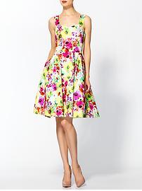 Secret Garden Dress Rhyme Los Angeles, $79