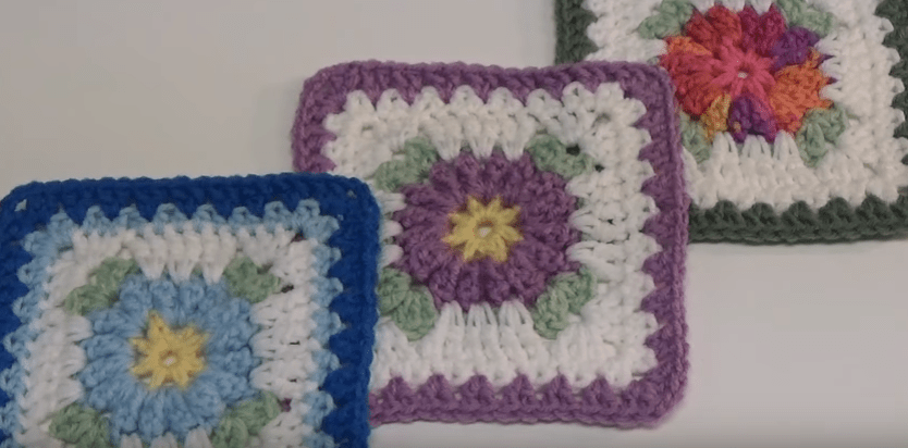 Crochet Tutorials Creative Grandma