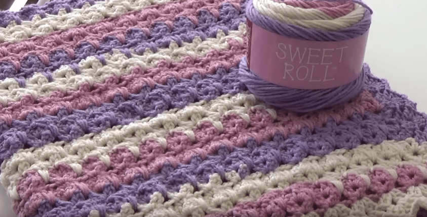 Sweet Dreams Baby Afghan 110 Instructions Creative