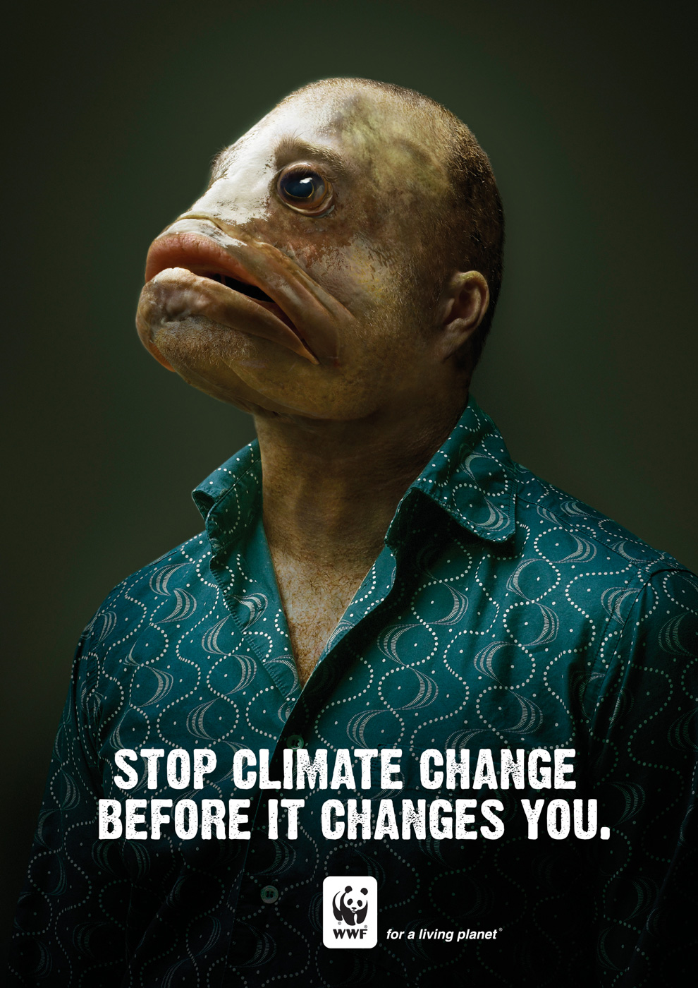 stop climate change before it changes you
