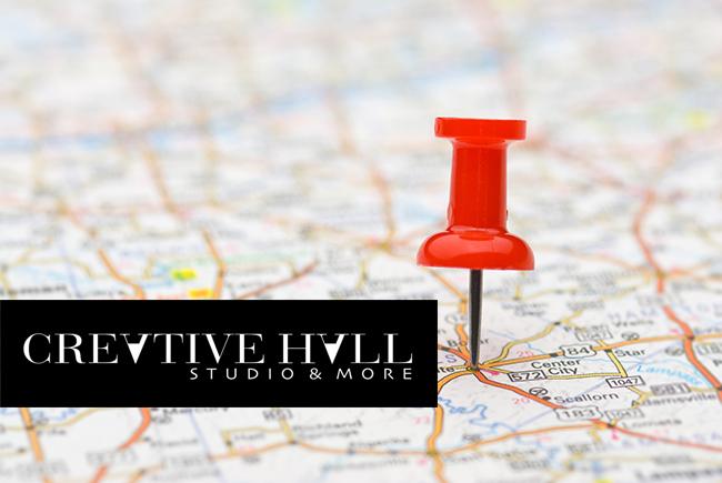 PARTY Location @ CREATIVE HALL Studio