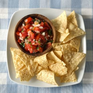 Homemade Pico de Gallo Recipe