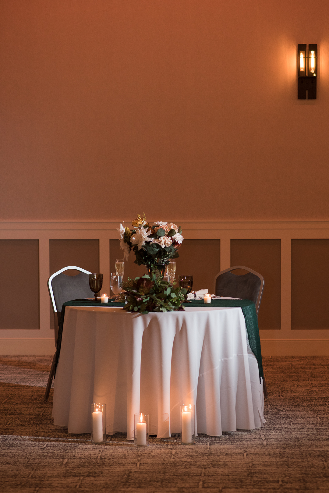 Riverfront Events Wedding Reception
