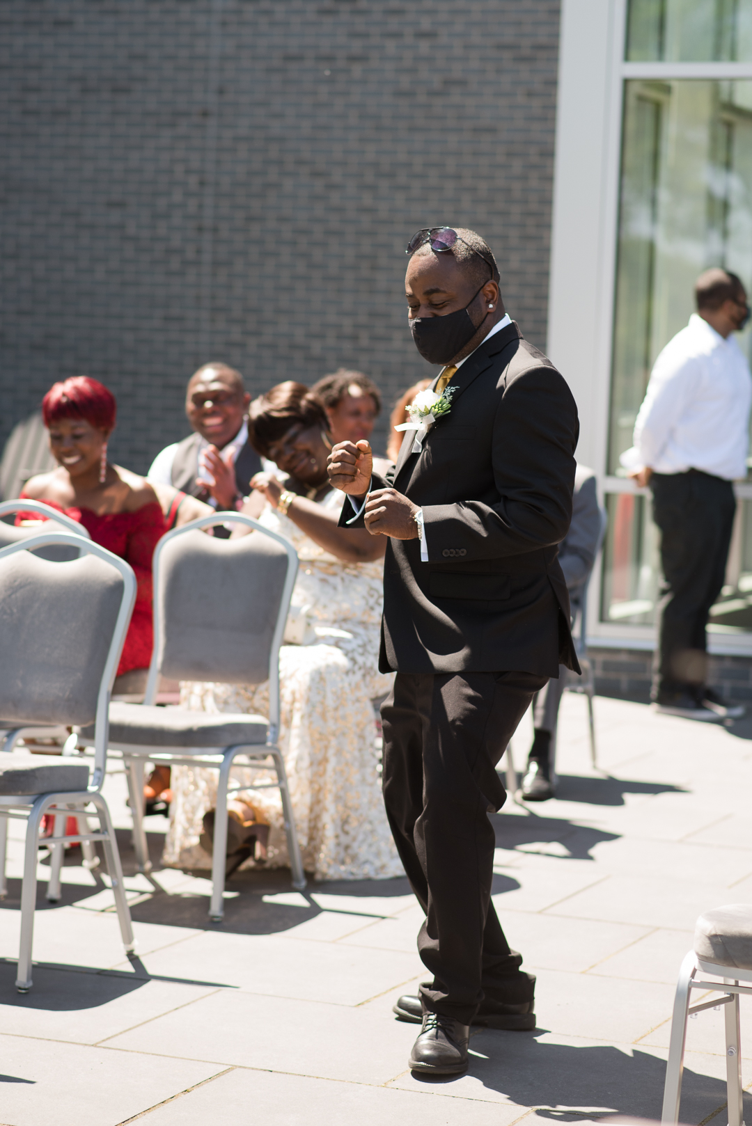 Wilmington Wedding at Riverfront Events