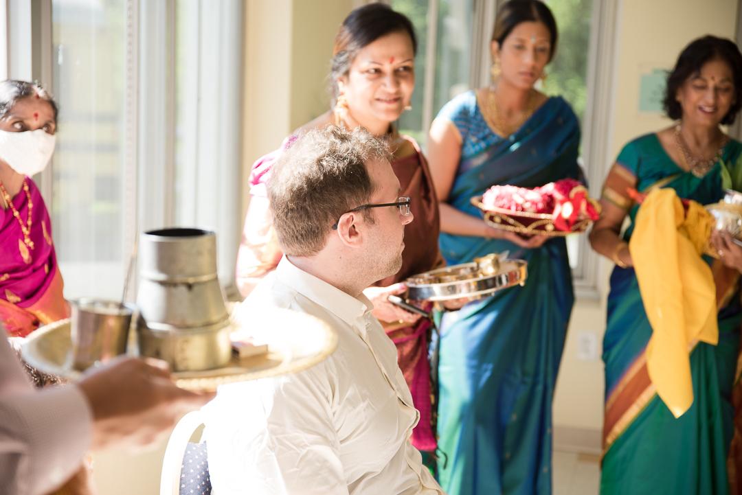 Delaware Indian wedding