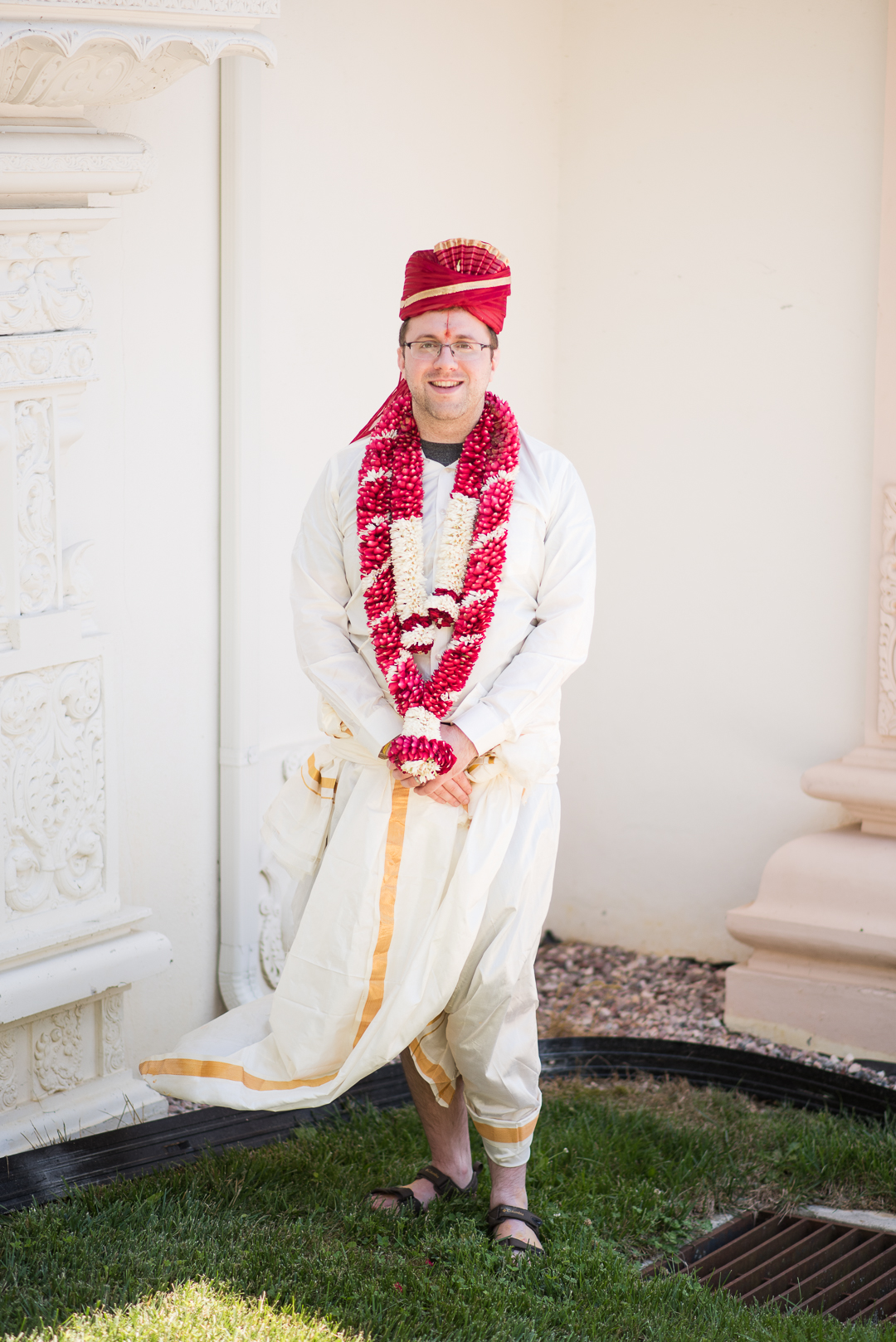 Southern Indian wedding