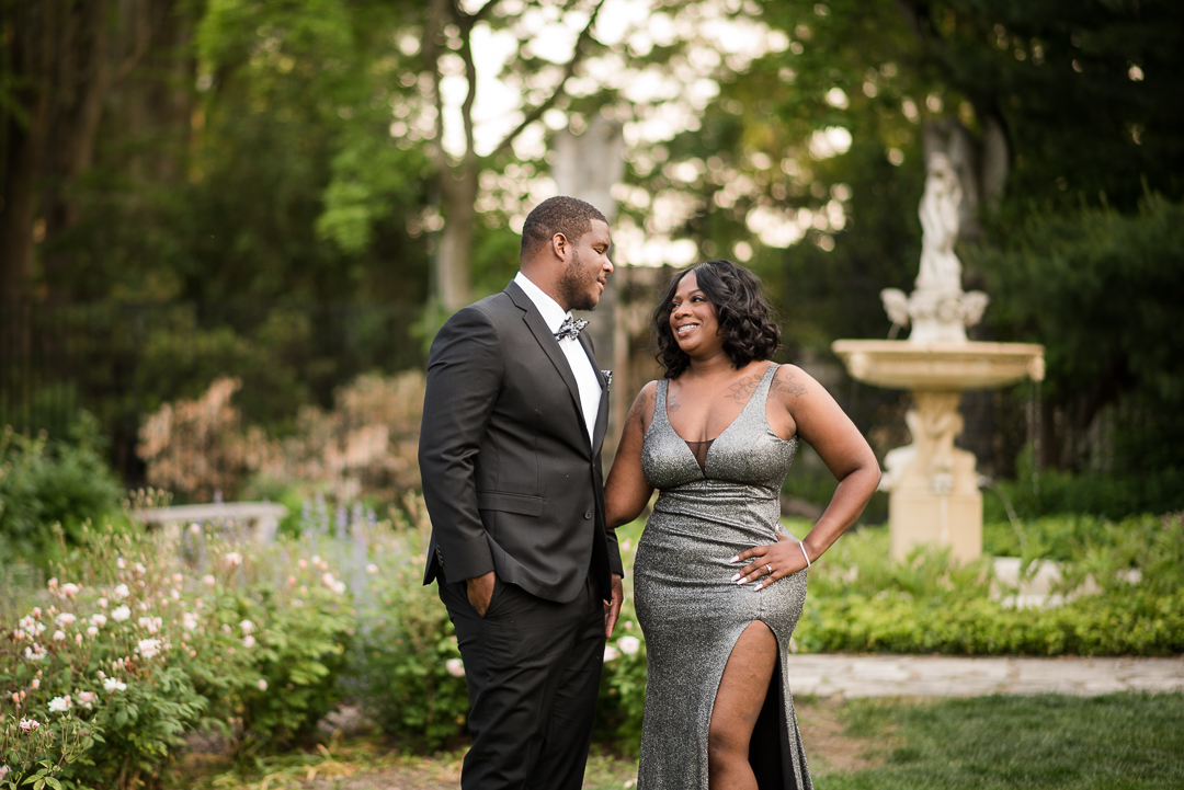 Marian Coffin Engagement