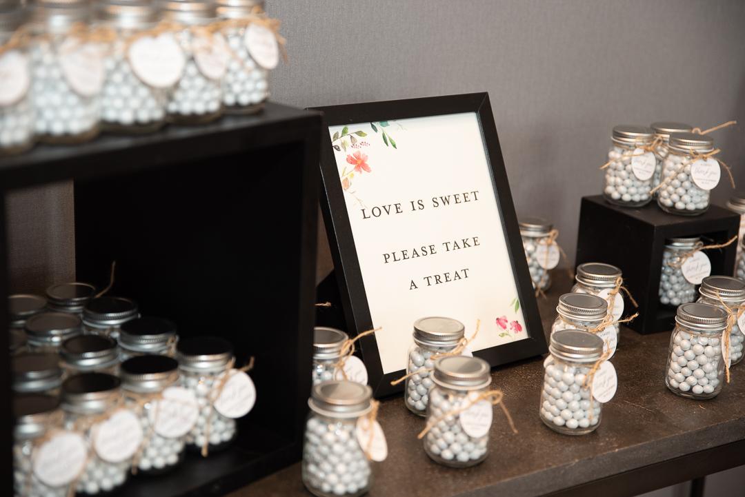 Riverfront Events wedding reception