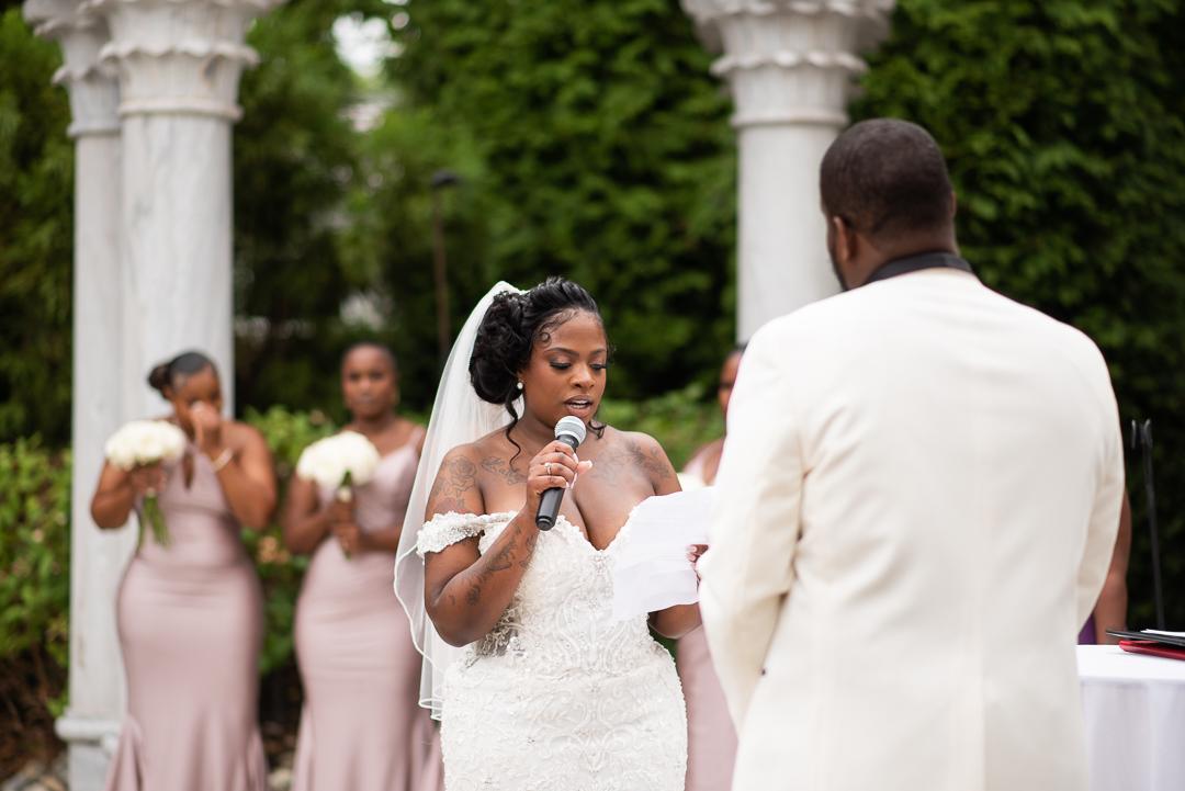 waterfall banquets wedding