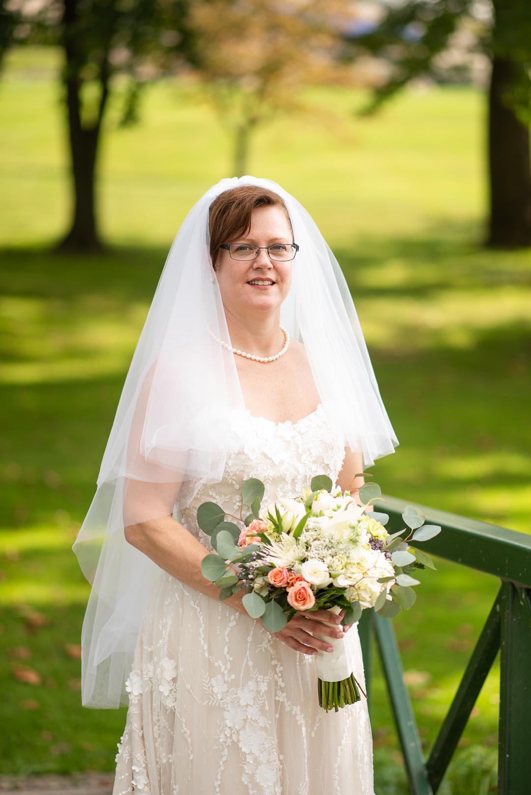 north hills country club bride