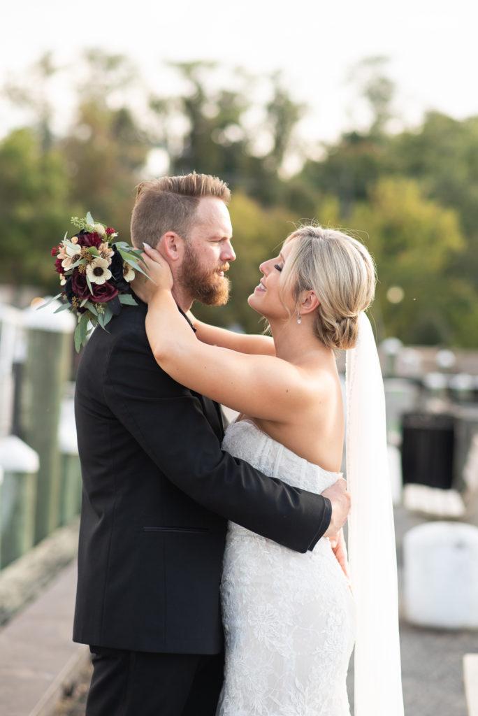 Chesapeake Inn Wedding Photographer