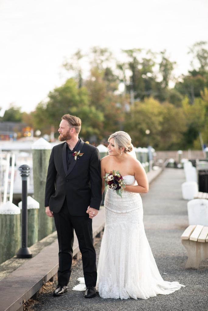 Chesapeake wedding
