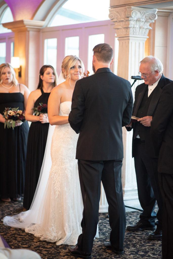 Chesapeake Inn Wedding