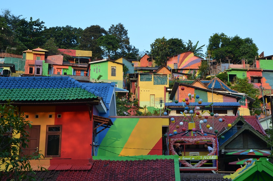 The Design Village at the end of the Rainbow
