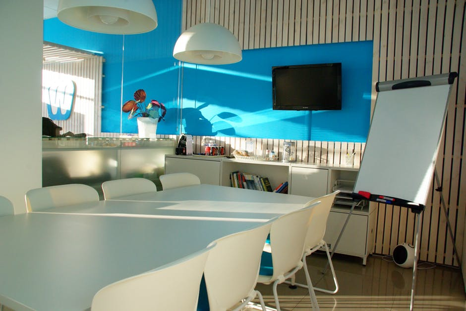 Tech-infused workspaces are the future