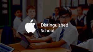 Apple Distinguished Schools