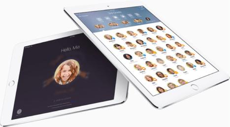 Shared iPad