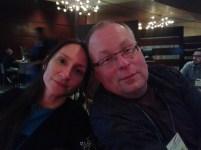 Mark and Sandra