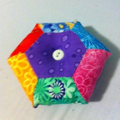 idea for a pincushion..