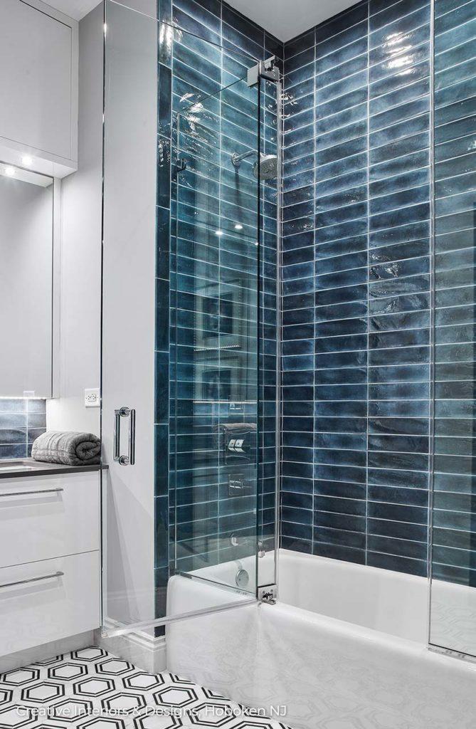 Modern Bathroom Remodel Ideas Creative Interiors Designs Hoboken Nj