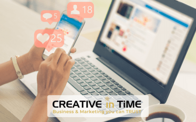 Want to up Your Social Media Game? Here are our 5 Top Tips…