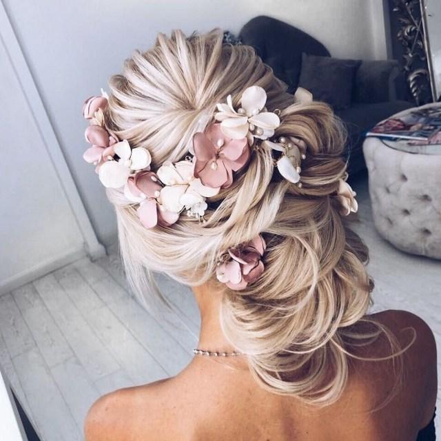 gorgeous wedding hairstyles - creative jasmin