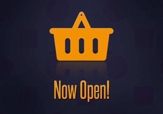 Store Open Image