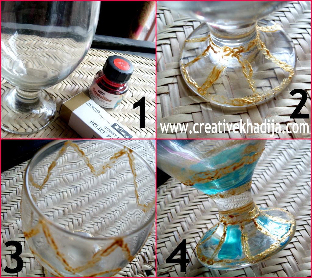 glass paint tutorial
