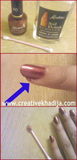 how to apply nailcolor