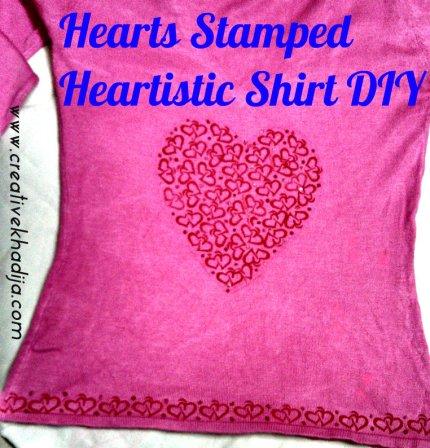 valentines day dressing craft diy