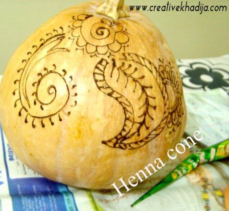 Halloween, Henna, Pumpkin, Henna Tattoo, Fall, tattoos,