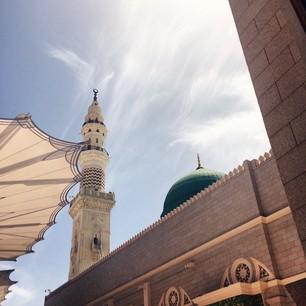 Masjid Nabwi Madina-2