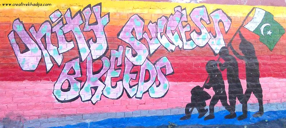 pakistan street art graffiti