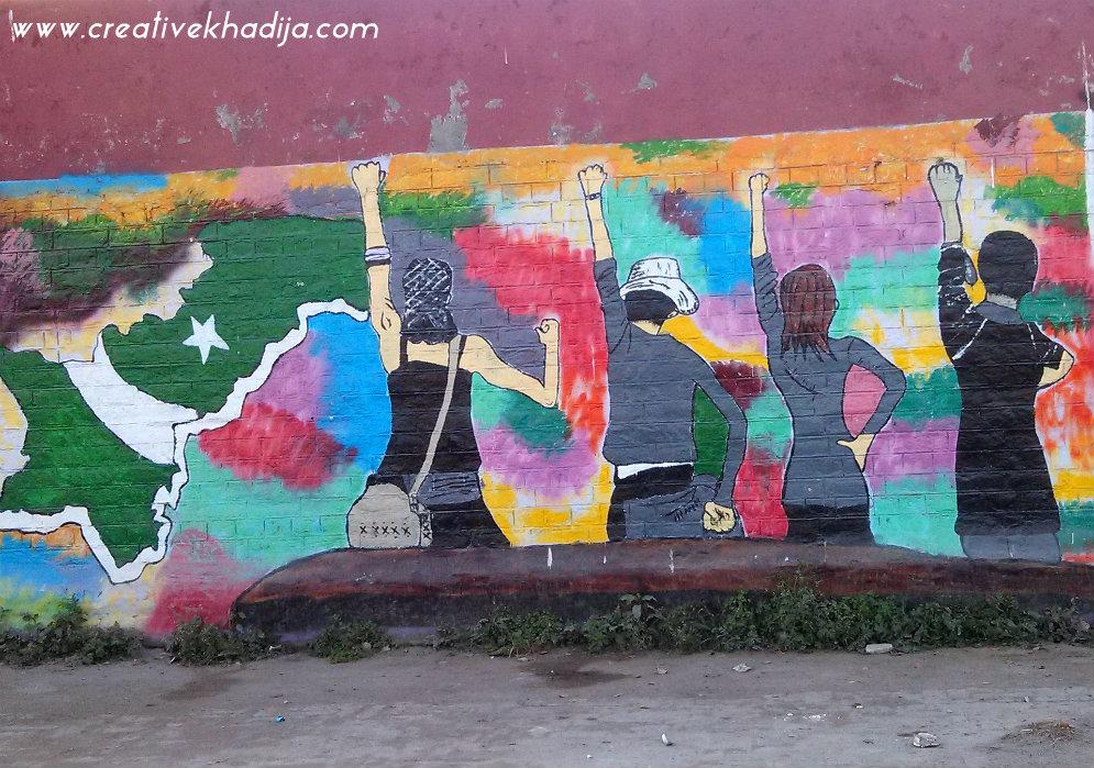 street graffiti art pakistan-3