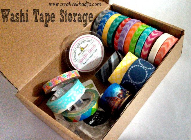 washi tape crafts purse refashion