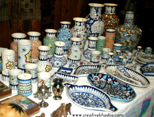Multani Ceramic Art Pakistan