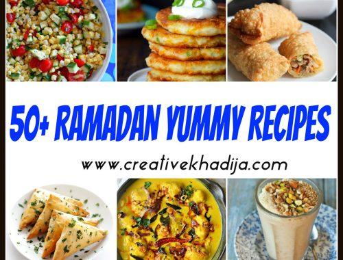 ramadan recipes sehr iftar tasty quick making food