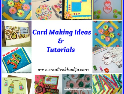 card making ideas
