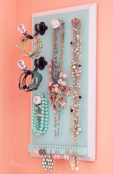 how to organize accessory & jewelry