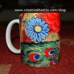 Truck Art Designed Printed Mugs For Sale